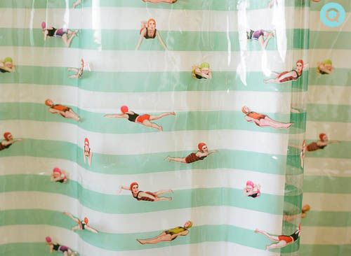 Swimming Shower Curtain Q Blog Wedding Photographer Austin Tx
