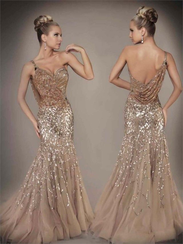 A Collection of Most Beautiful Dresses by Mac Duggal | Bademode ...