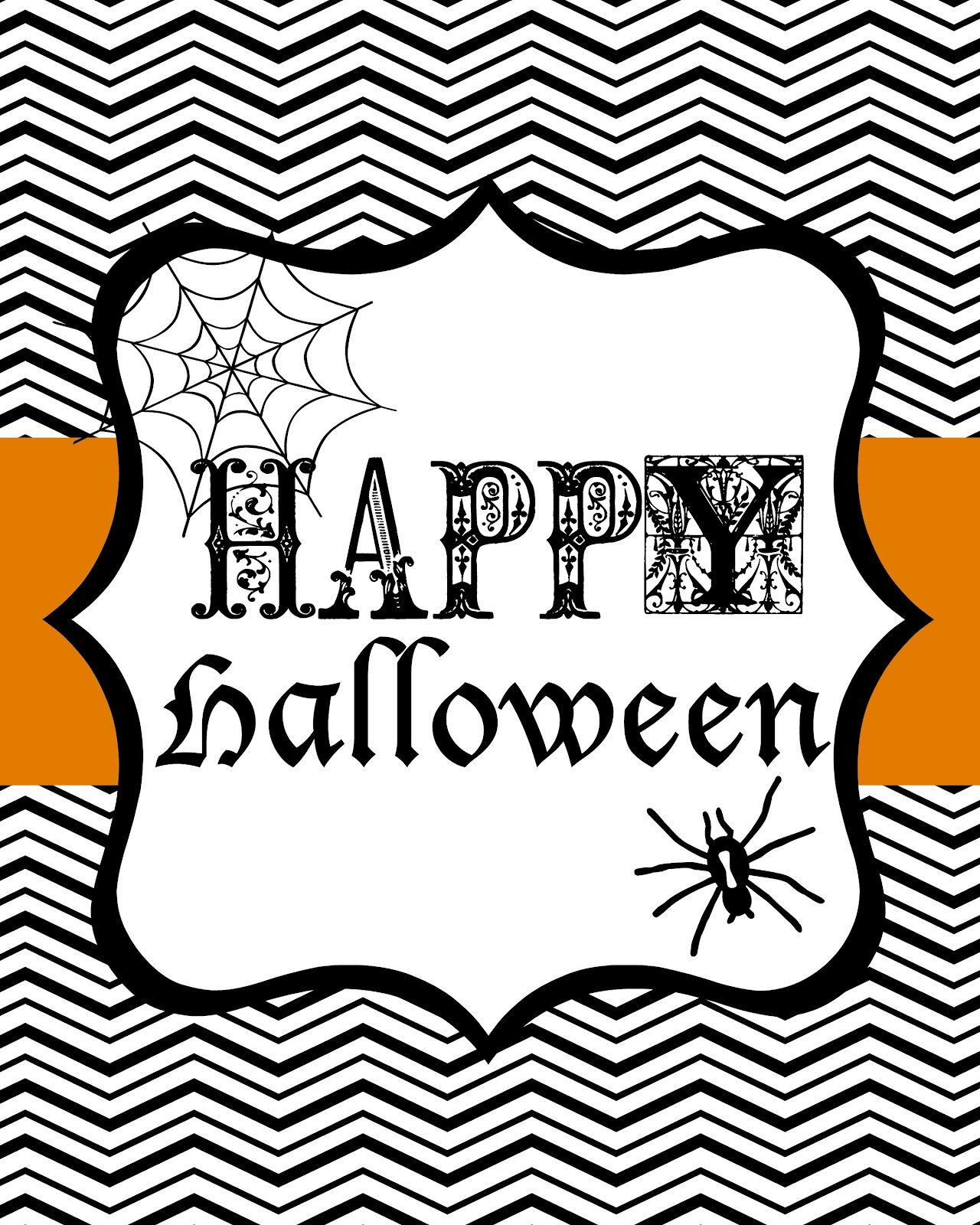 Happy Halloween to all of you!! Have a safe & fun day with