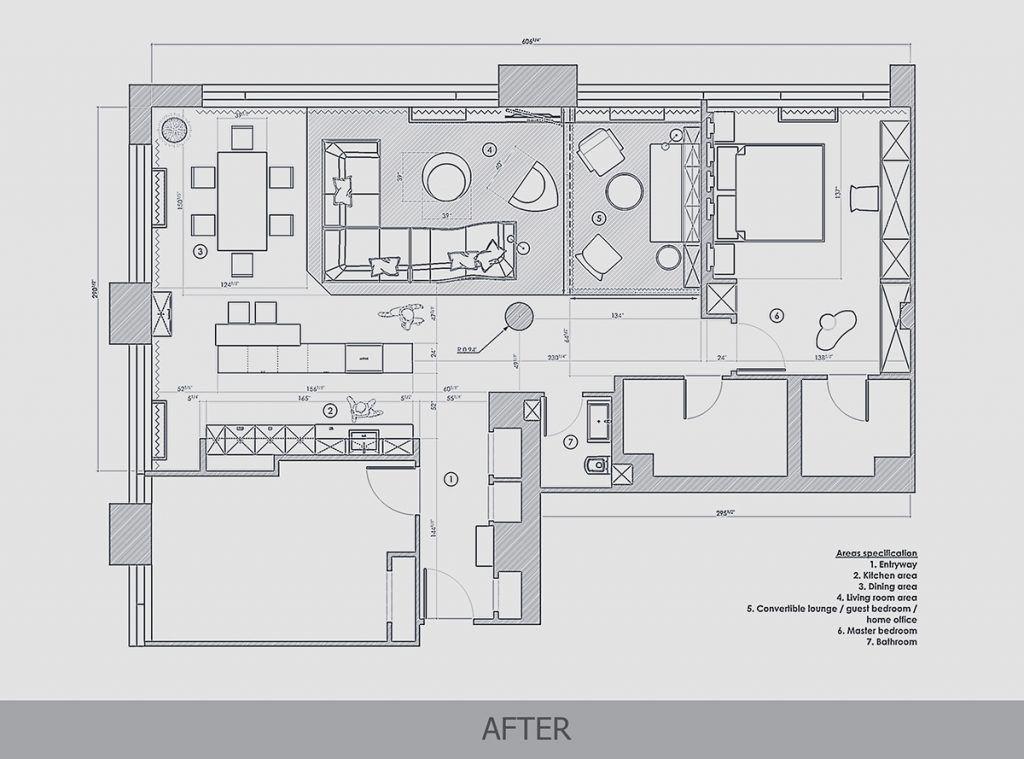 Elegant Awe Inspiring Hudson River Apartment