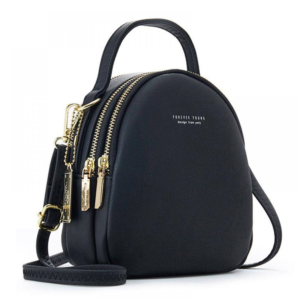 Multi Design Girls Ladies Mini Crossbody Tote Backpack Satchel Shoulder Rucksack