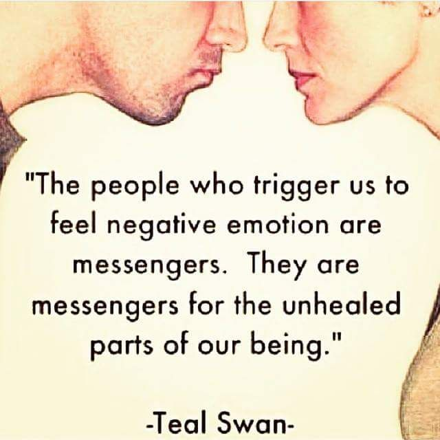 What People Who Trigger Us Tell Us About Ourselves - Mindful
