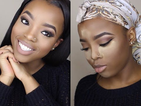 It's important to choose the right makeup for your skin tone ❤ We get you the best foundation makeup for dark skin ❤ See more at LadyLife ❤