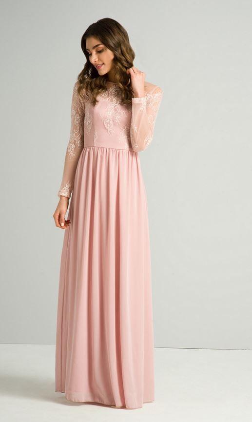 55b62af1c60 Feel like a Princess in our beautiful Agnes Maxi Dress!