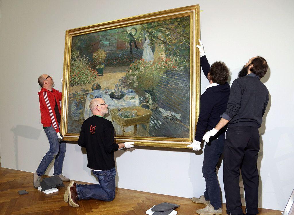 Monet und die Geburt des Impressionismus Ausstellungsvorschau  – Claude Monet