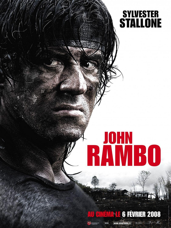 Rambo , starring Sylvester Stallone, Julie Benz, Matthew ...