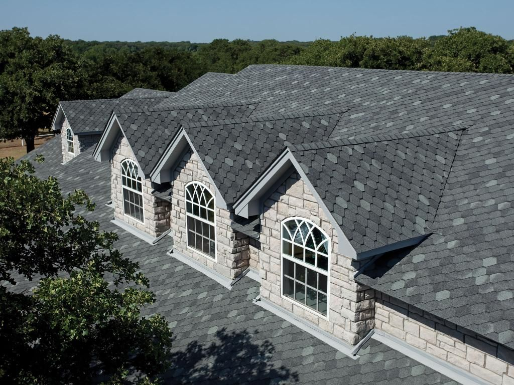 Cascade In Pewter Gray | Installation Gallery | PABCO Roofing Products |  Follow Lasher Roofing Contracting
