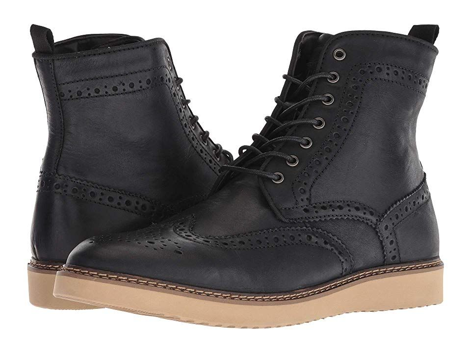 b8a7738374f Steve Madden Goddard Men's Shoes Black | Products in 2019 | Steve ...