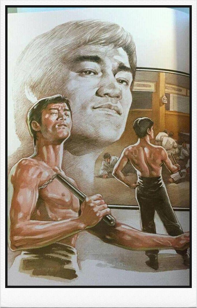 Pin by Juan E. on Action Star Art Legend Bruce lee