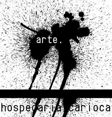 Hospedaria Carioca - arte de Antonio Bokel para Galeria Provisória (2009)