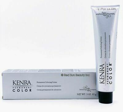 (Ad) Kenra Permanent Color 10A Extra Light Blonde Ash 3 Oz