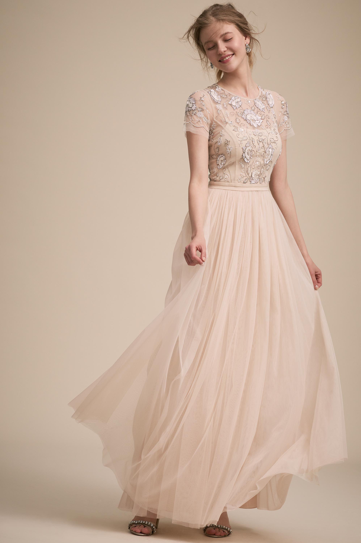 Bhldnus sakara dress in champagne forever u always pinterest