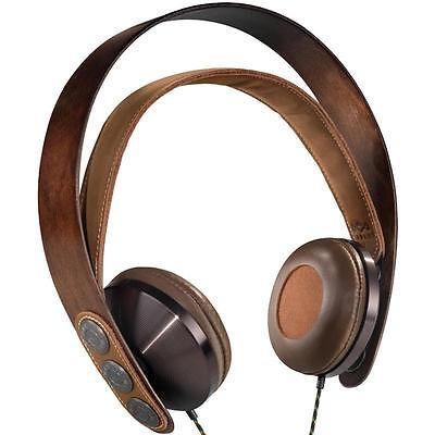 House of Marley Exodus Headphones - Real Beech Wood