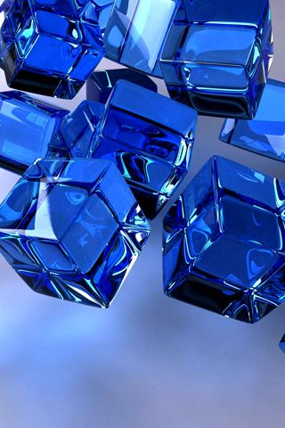 Bi205dhg3 Wallpaper Im Blue Blue Wallpapers Blue Glass