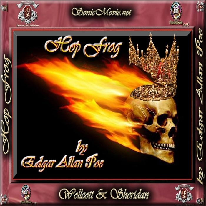 Listen to Hop Frog audiobook by Edgar Allan Poe  ChicagoWood Media Wollcott  Sheridan  HopFrog a crippled court jester endures indignities at the hands of a temperamental...