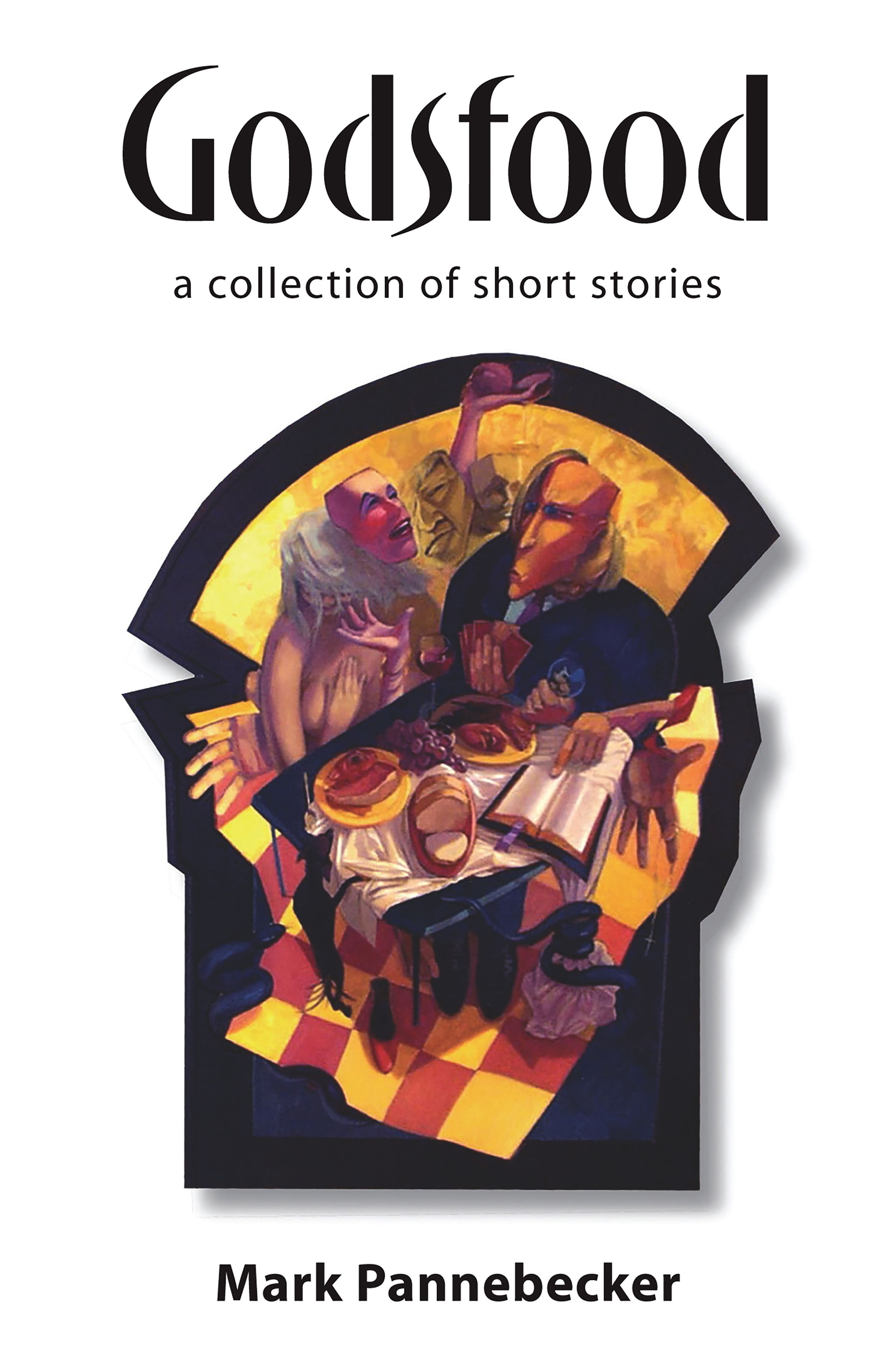 Godsfood a collection of short stories kindle edition