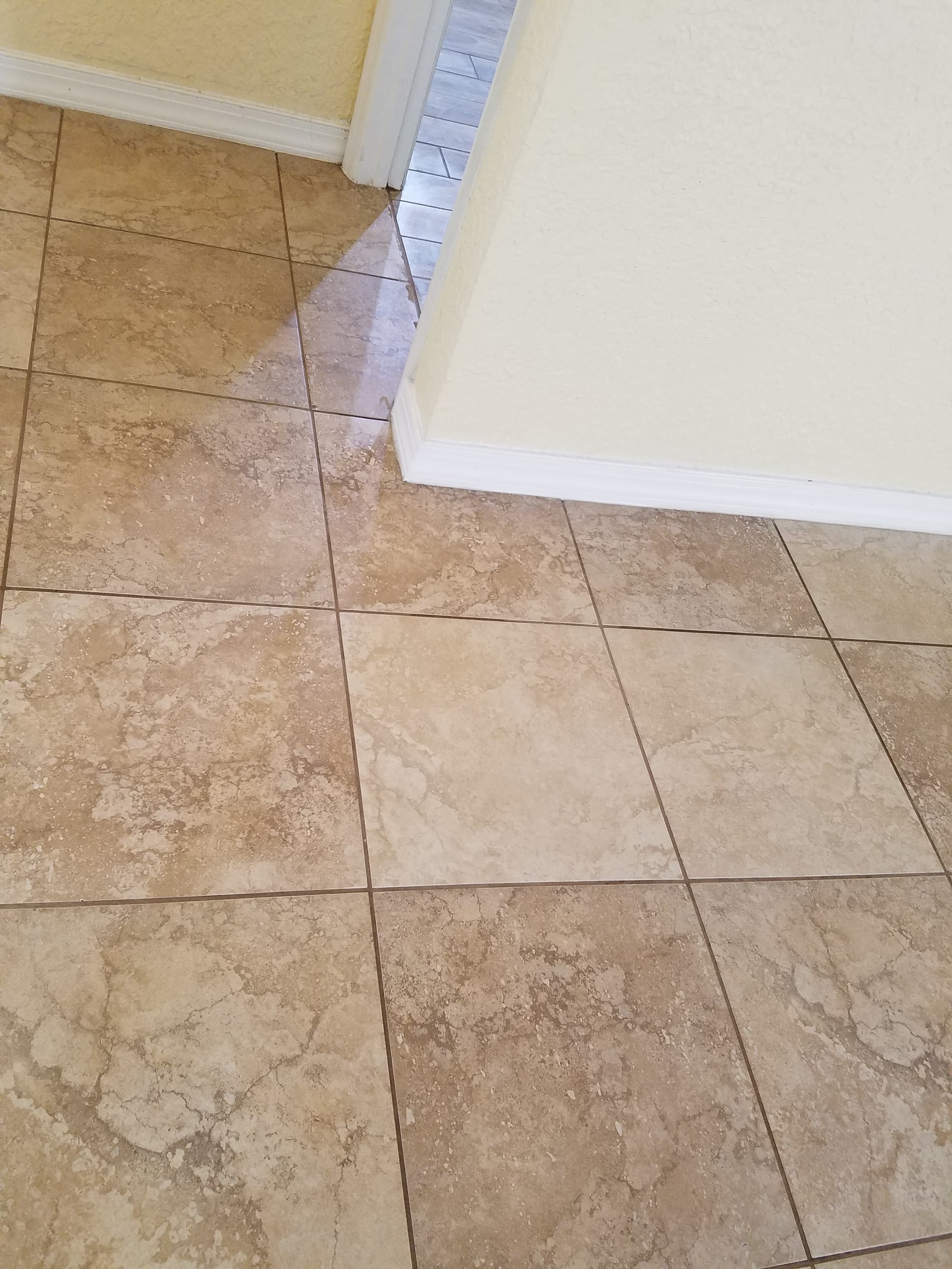 The tile and grout in your home may be an afterthought