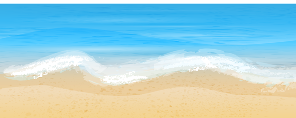 Sea And Sand Free Png Clip Art Image Clip Art Art Images Free Png