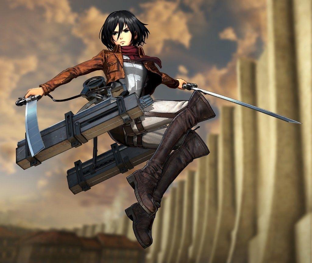 Pin on Attack On Titan, Anime