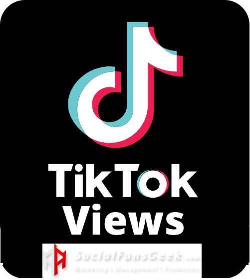 Buy Tiktok Views Instant Slow Fast Offers Social Media Video Video App Social Marketing