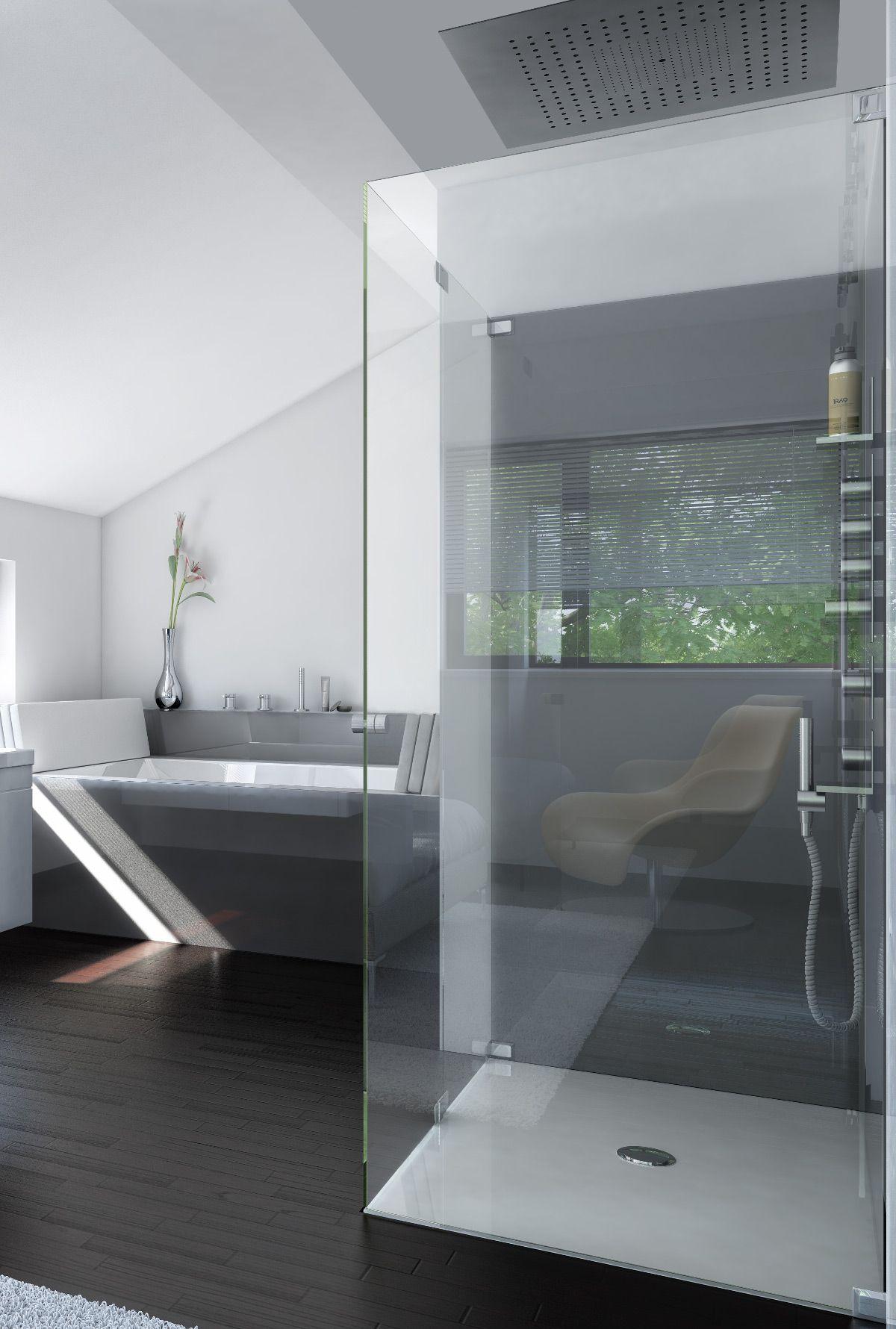 Graue Eleganz Für Alle, Die Es Dezenter Mögen. #BienZenker #Badezimmer #Bad