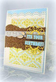 Fødselsdags kort