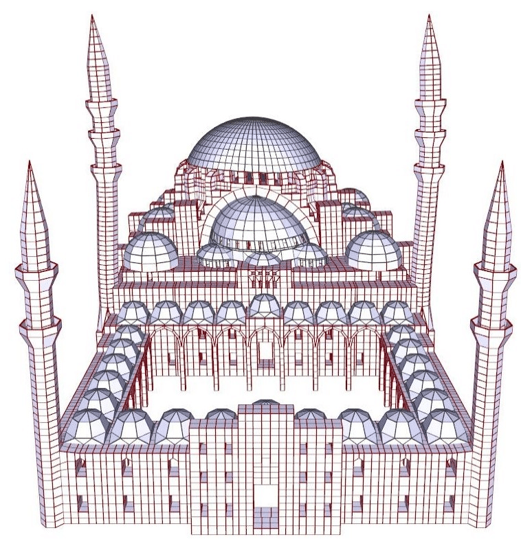 Pin By Eda Mert On Sanat In 2020 Taj Mahal Landmarks Coloring Pages