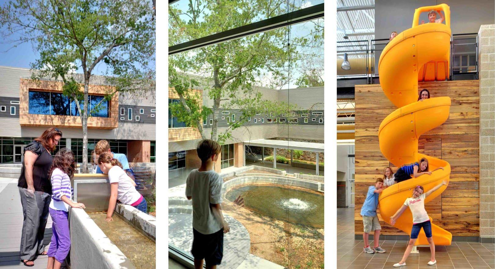 Gloria Marshall Elementary School | school designs