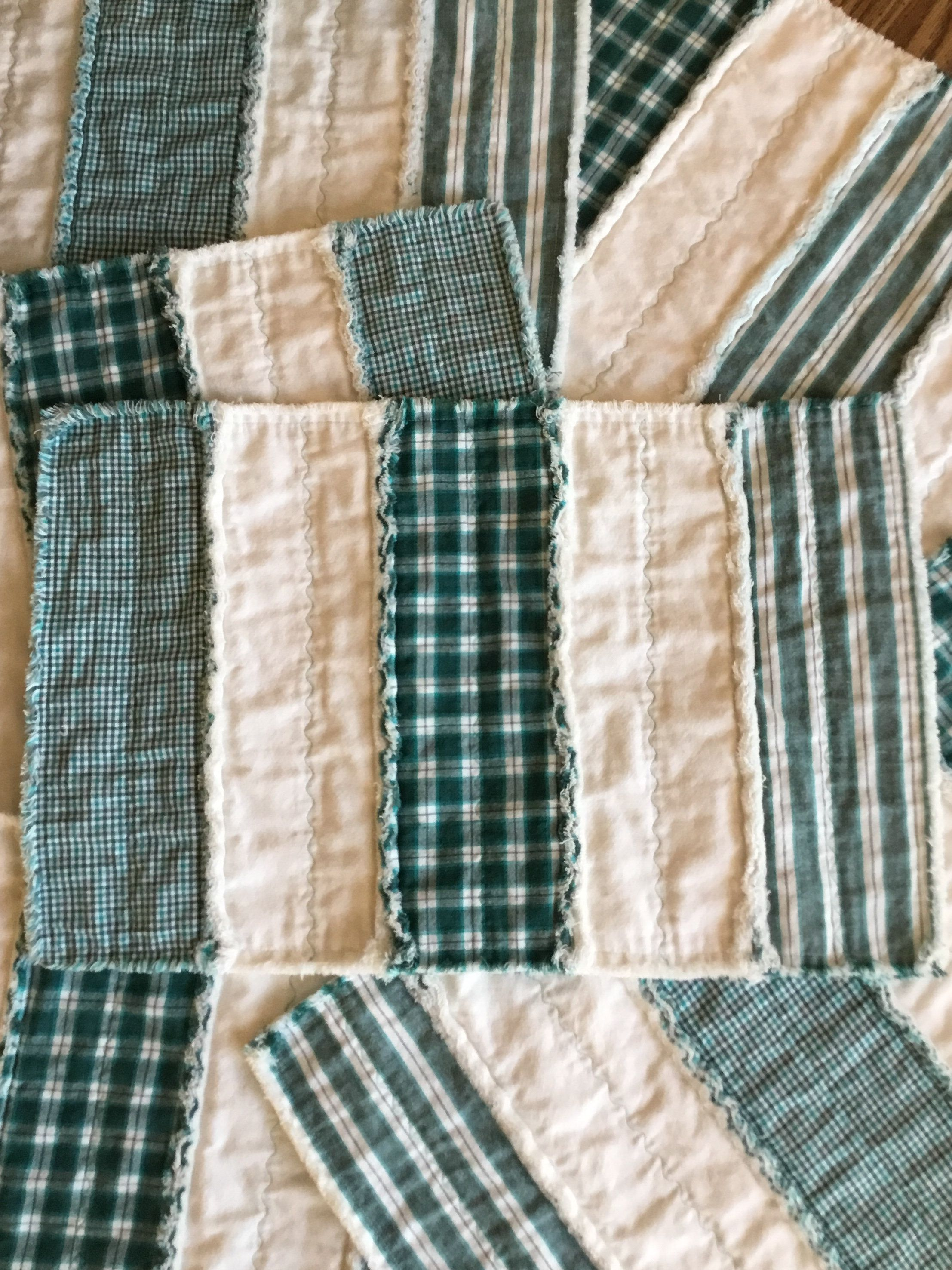 Set Of 2 Quilted Placemats Farmhouse Placemats Small Table