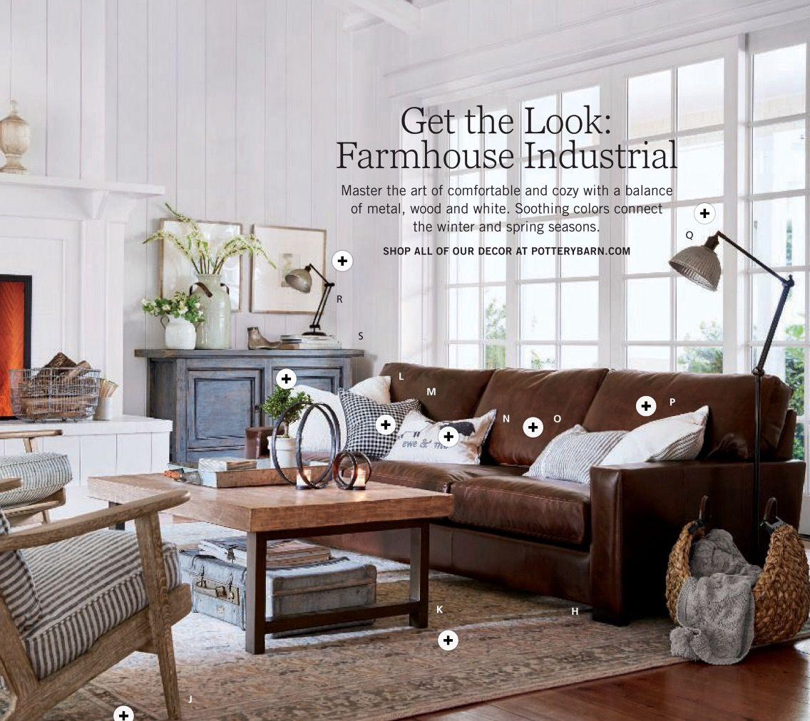 Turner Grand Leather Sofa Shown In Statesville Molasses