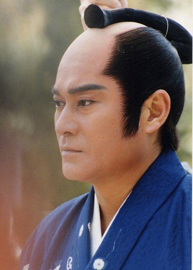 japanese-samurai-chonmage1jpg (648×907) Folk Pinterest Samurai - küchen bei obi