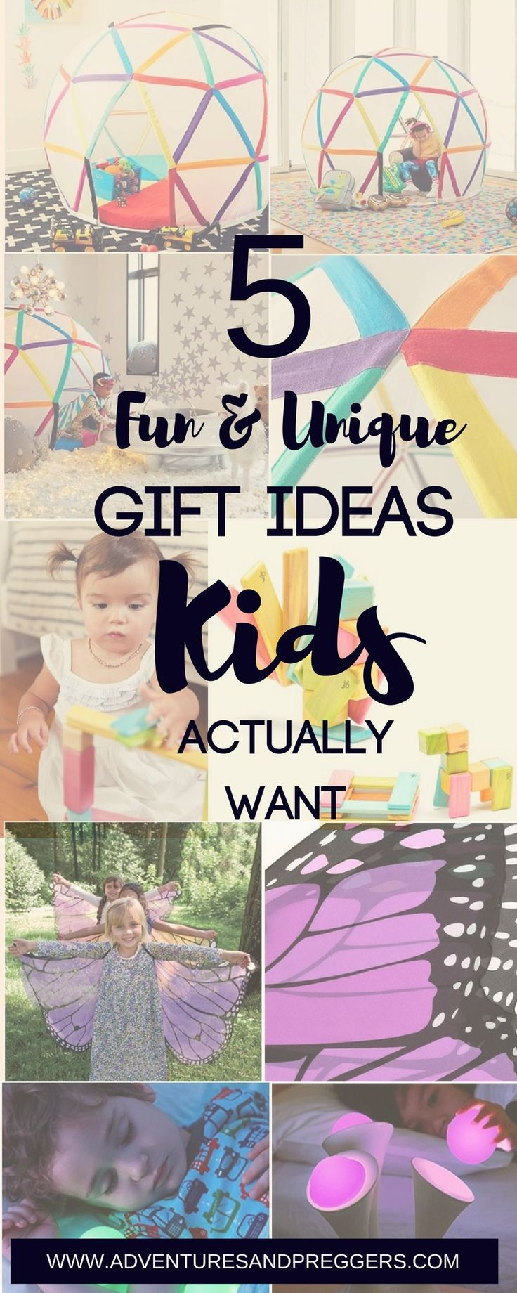 Unique Gift Ideas Kids Actually Want | Kind, Kinder und Einzigartige ...