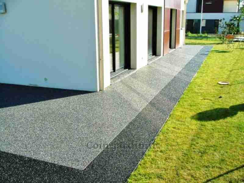 Allee Carrossable Ou Pietonne Prix Idees Realisation Sol Exterieur Revetement Sol Exterieur Terrasse Design