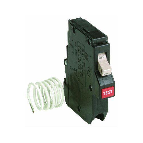 Cutler Hammer Ch120gf Single Pole 120v 20 Amp Gfci Plug On Circuit