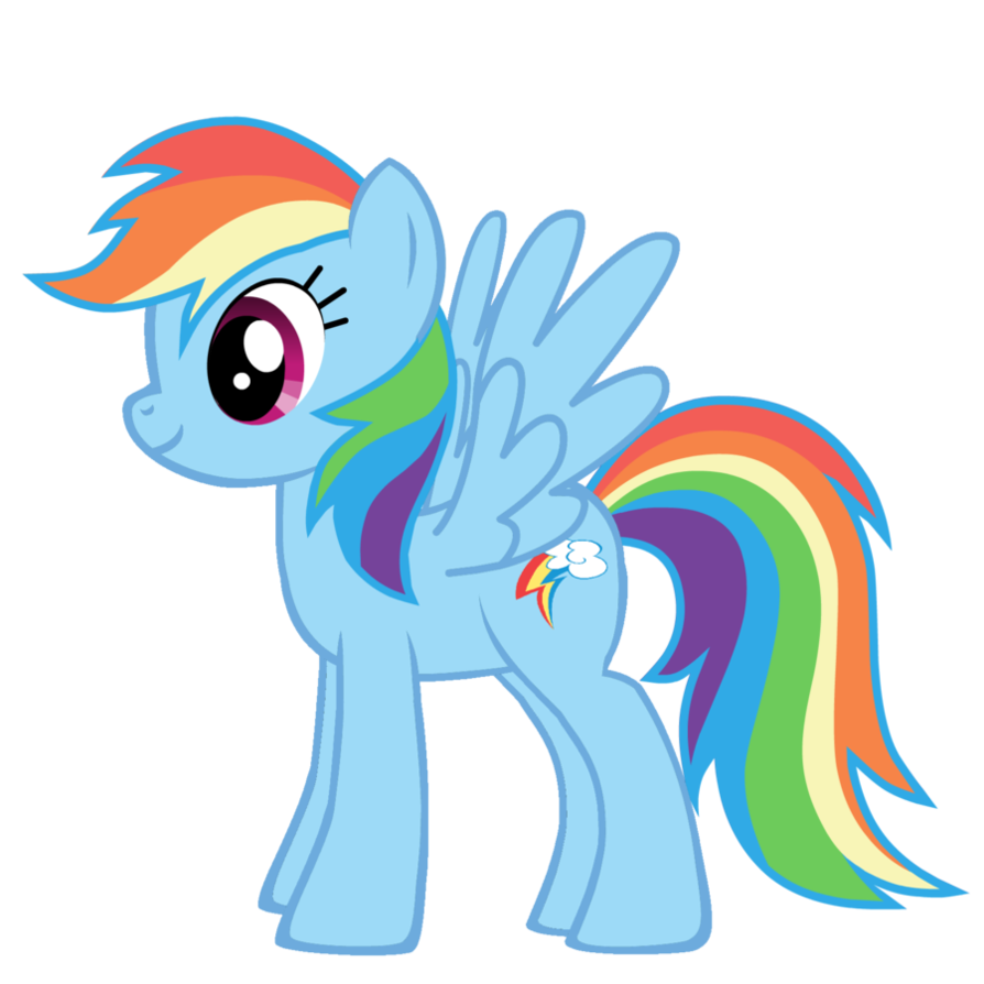 241d2d34d01110dce54440f3cd1f5865 Png 894 894 Rainbow Dash