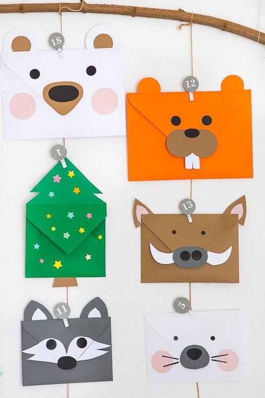 Bei mir ist es zur alljährlichen Tradition geworden, für unsere Kinder einen Adventskalender zu basteln. Mein erster Kalender bestand dam... #animalrescue