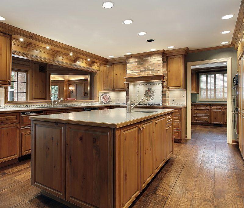 Pecan Wood Kitchen Cabinets Furniture For Ideas Diy Design