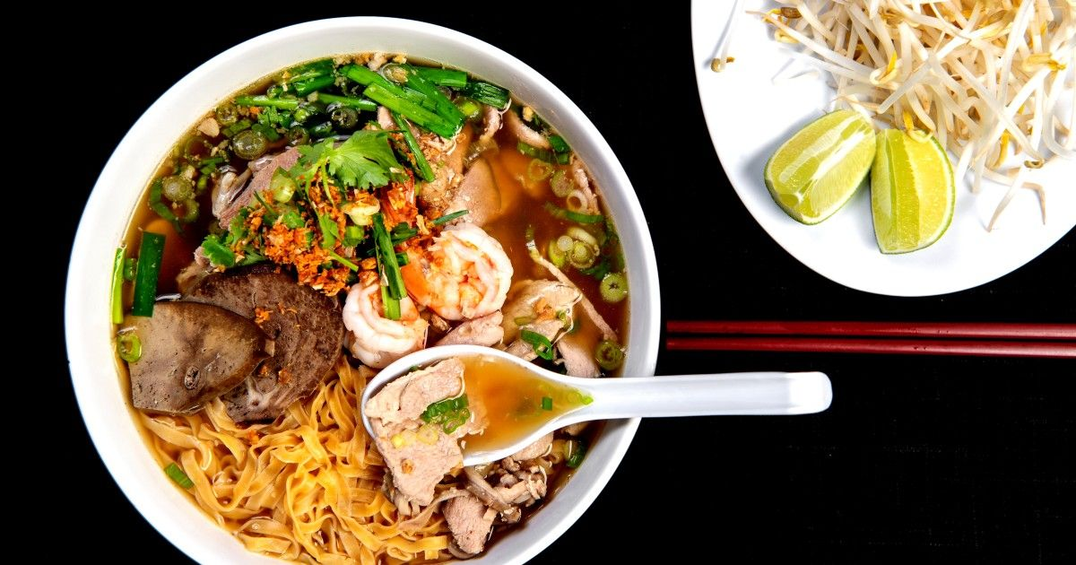 Hu Tieu Lowdown The Chinese Vietnamese Cambodian Noodles You Need To Know Better Food Articles Food Savory Rice