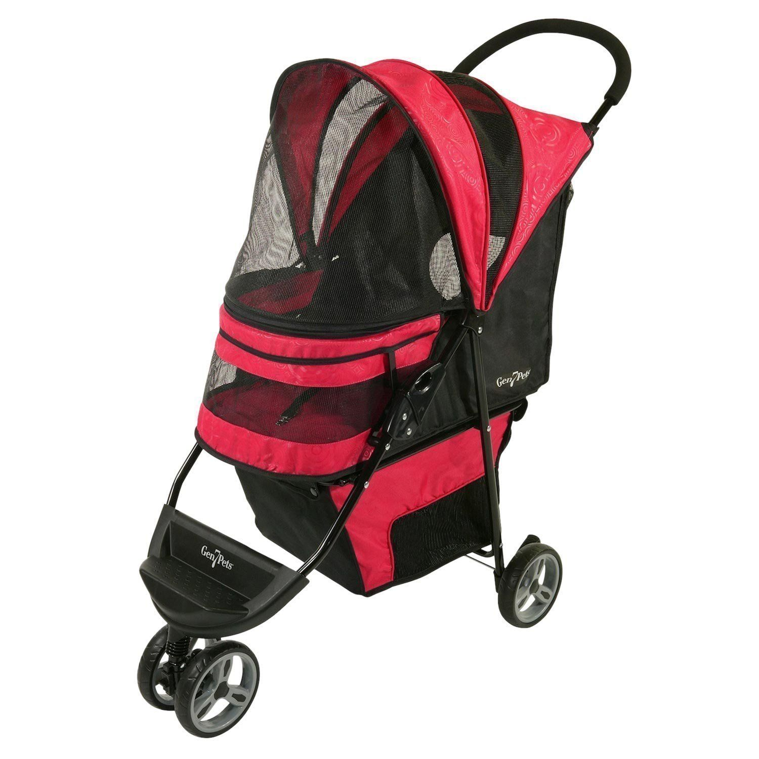 Regal Plus Starry Night Pet Stroller For Pets Up To