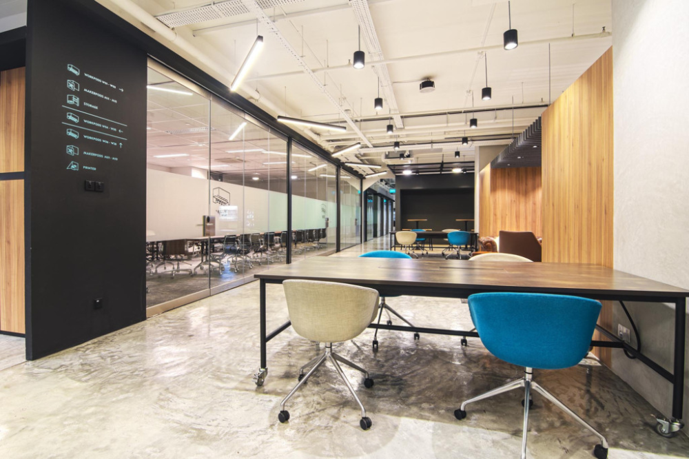 The Workshop Office Design Singapore 8 Office Snapshots Design Workplace Design Design Consultant