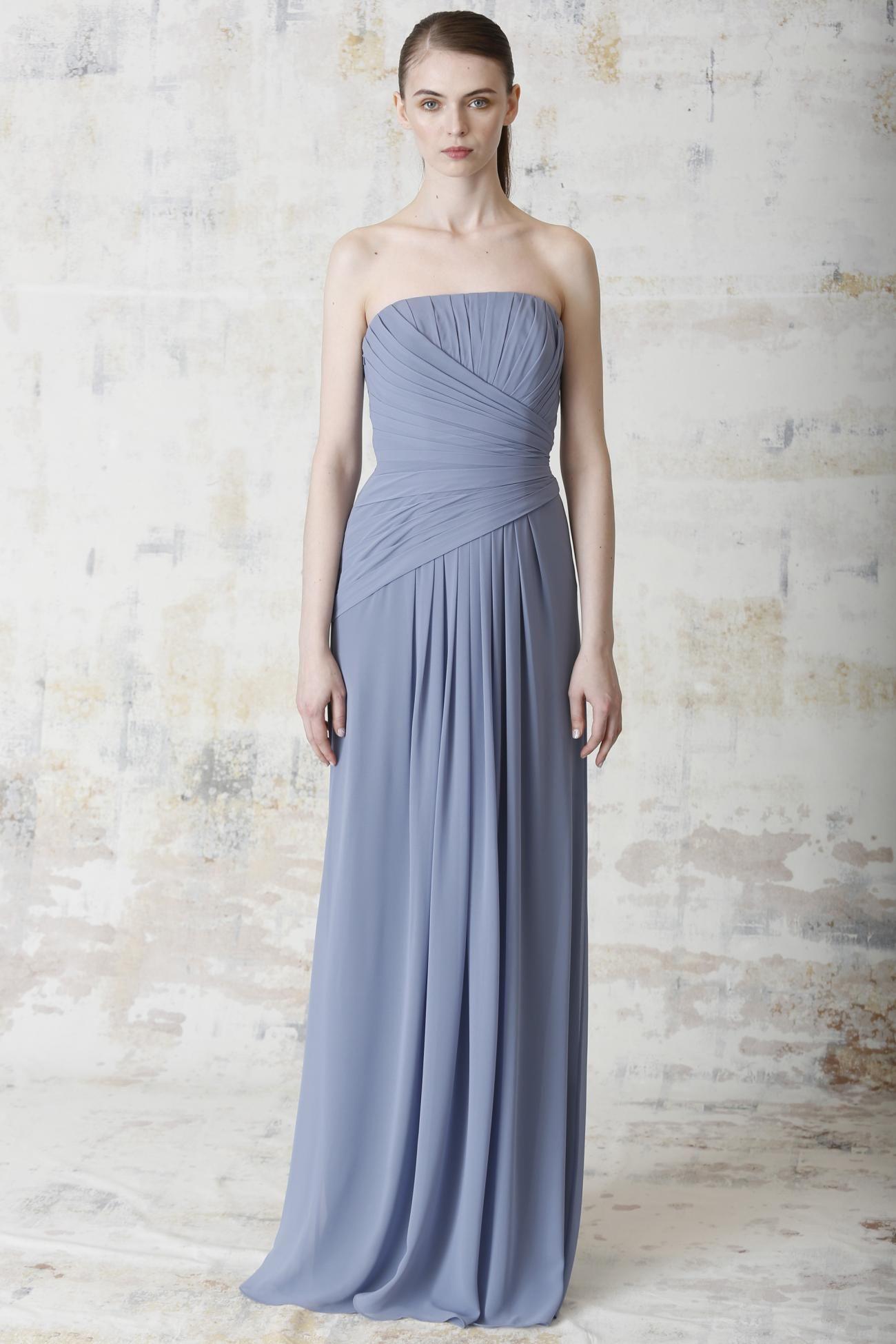 8a86a7387f French Blue Bridesmaid Dresses - Ocodea.com
