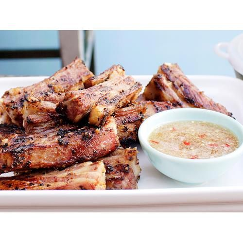 Photo of Vietnamese lamb riblets