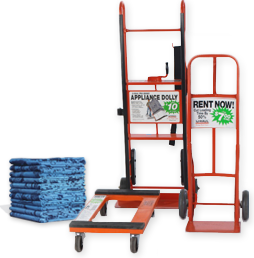 Hand Truck, Furniture Dolly, Appliance Dolly And Furniture Pads. Moving  Hacks ...