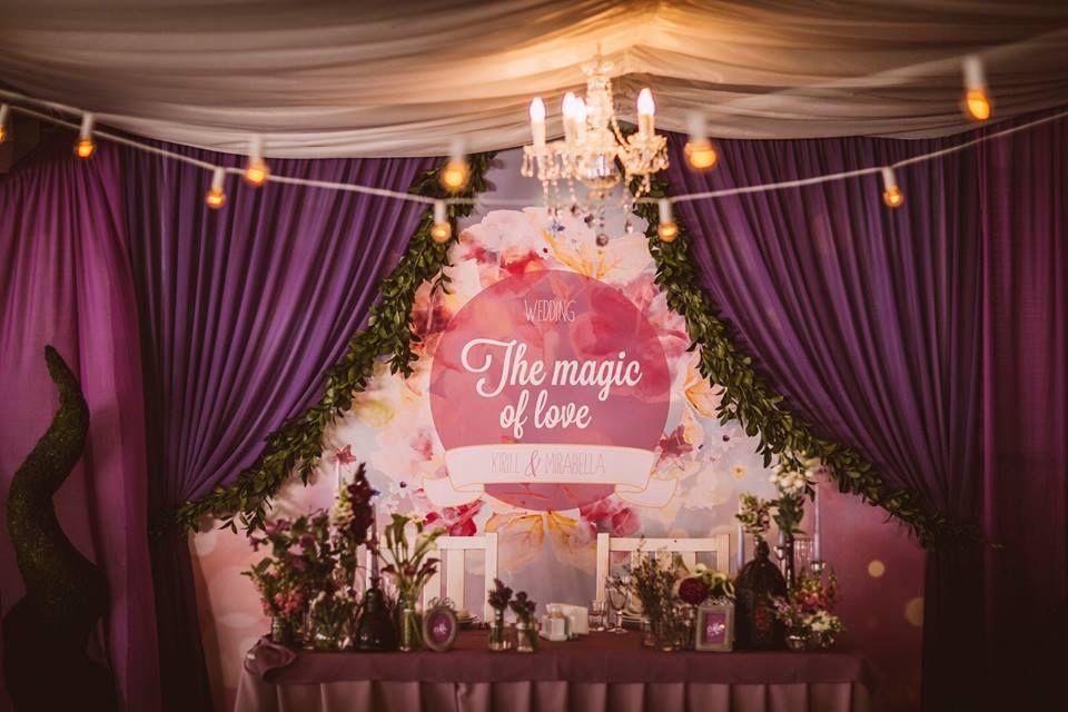 The magic wedding miracle wedding wedding decoration wedding the magic wedding miracle wedding wedding decoration wedding table set love agency beautiful wedding purple junglespirit Choice Image