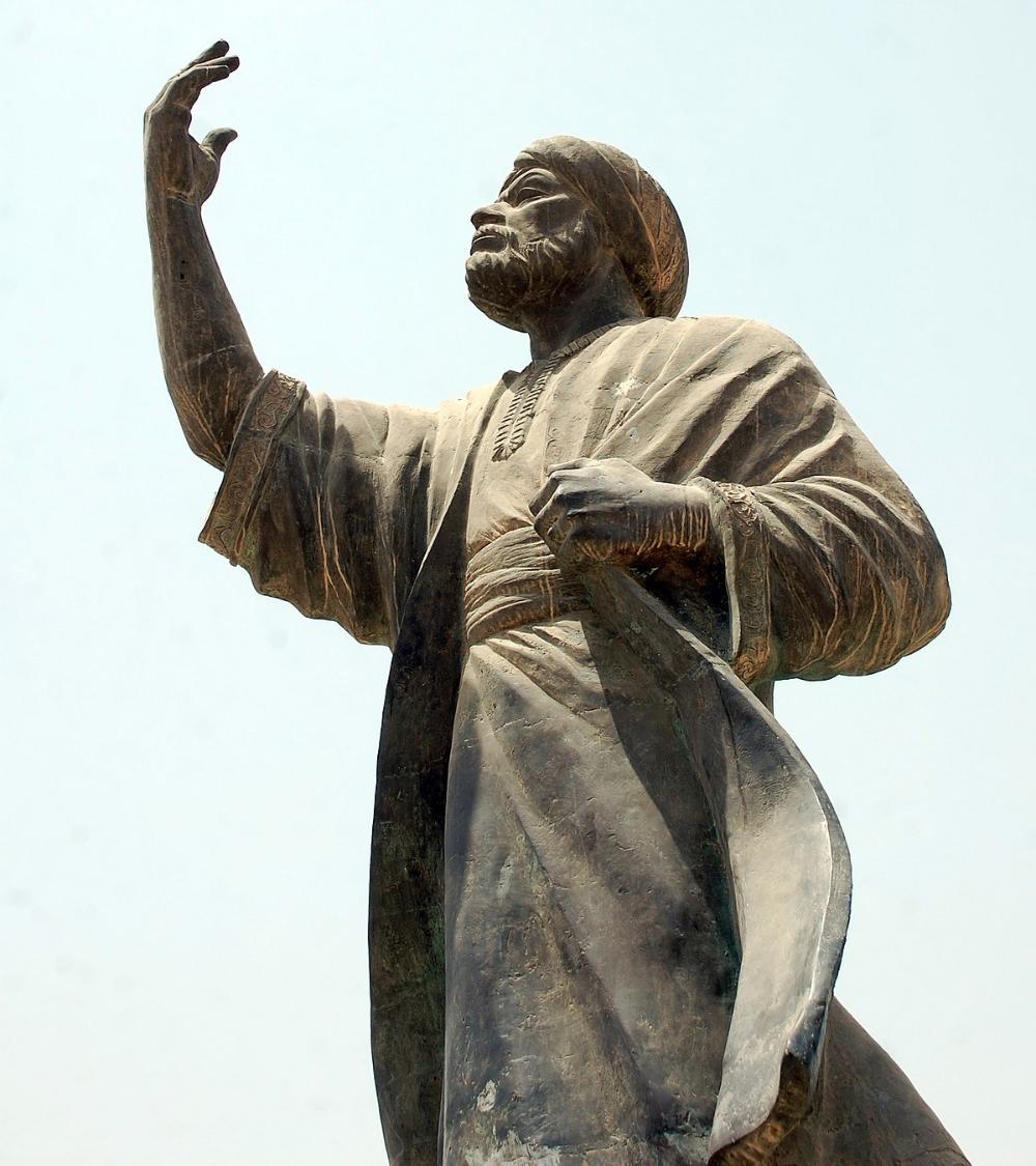 Abu At Tayyib Ahmad Bin Al Husayn In 2021 Greek Statue Statue Iraq