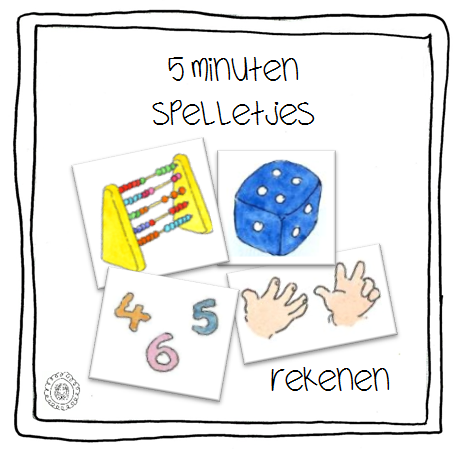 LINK: Great blog by very creative Dutch teacher http://www.pinterest.com/pin/create/extension/?url=http%3A%2F%2Fkleuterjuf-in-een-kleuterklas.blogspot.nl%2F2014%2F01%2F5-minuten-spelletjes-rekenen.html&media=http%3A%2F%2F4.bp.blogspot.com%2F-q2CtK7xojVo%2FUt5obHrRhaI%2FAAAAAAAAA_s%2FrCUv64JcJww%2Fs1600%2F5%2Bmin%2Bspelletjes%2B-%2BRekenen.PNG&xm=h&xv=cr1.3.4&description=Kleuterjuf%20in%20een%20kleuterklas%3A%205%20minuten%20spelletjes%20%7C%20REKENEN This here is one example.