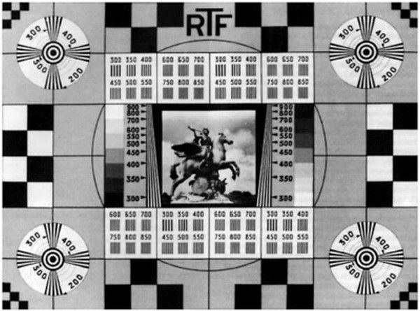 Les Speakerines Et Mires Et Pendule Television Francaise Souvenirs D Enfance Histoire De La Television