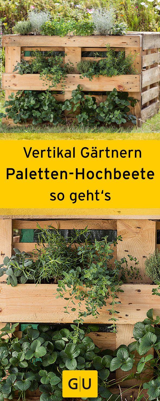 Hoch Das Beet Folko Kullmann Gu Online Shop Hochbeet Paletten Garten Hochbeet Aus Paletten