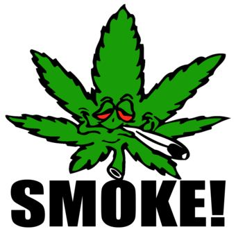 cartoons smoking pot smoke weed leaf with joint t shirts perler rh pinterest com Female Pot Leaf Cartoon Female Pot Leaf Cartoon