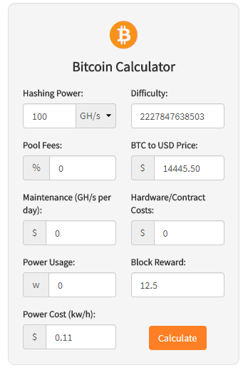 cryptocurrency mining calc runescape